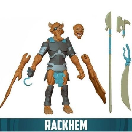 Animal Warriors of the Kingdom Rackhem - Surveillane Port