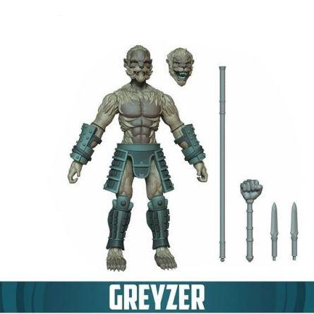 Animal Warriors of the Kingom Greyzer - Surveillance Port