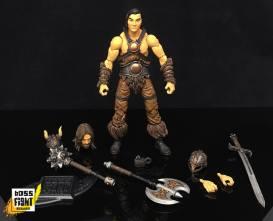 Boss Fight Studio Vitruvian H.A.C.K.S. Wandering Warrior 02 - Surveillance Port