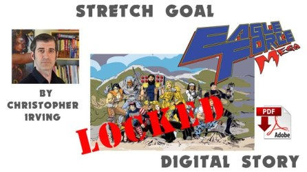 Eagle Force Mega Stretch Goal - Surveillance Port