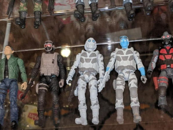 Eagle Force Returns Action Figures - Surveillance Port (1)