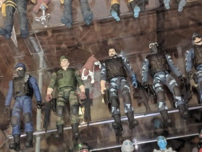 Eagle Force Returns Action Figures - Surveillance Port (2)