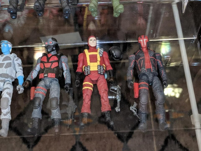 Eagle Force Returns Action Figures - Surveillance Port (3)
