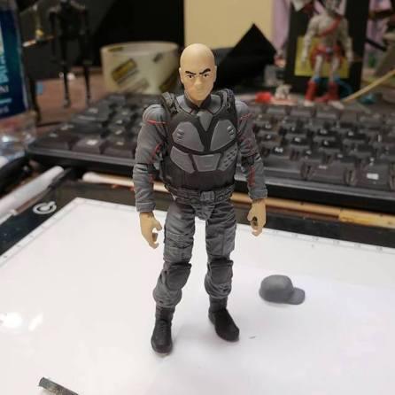 Eagle Force Returns R.I.O.T. Shock Trooper Paint Master - Surveillance Port