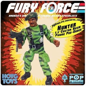Fury Force Hunter - Surveillance Port
