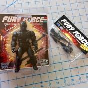 Fury Force Silent Master 02 - Surveillance Port