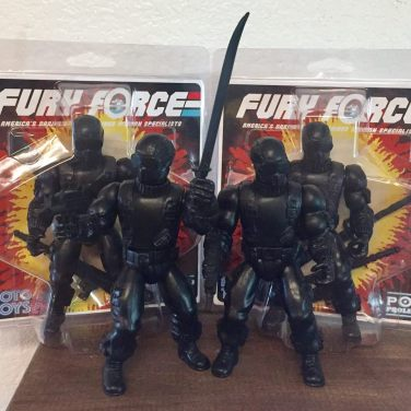 Fury Force Silent Master 03 - Surveillance Port