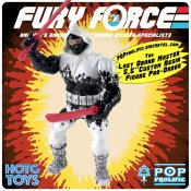 Fury Force The Last Grand Shadow Master - Surveillance Port