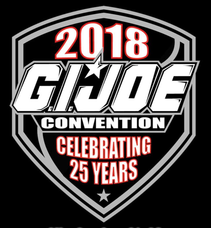 GIJoeCon 2018 Badge - Surveillance Port