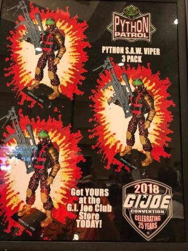 GIJoeCon 2018 Convention Exclusives Remaining - Surveillance Port 02