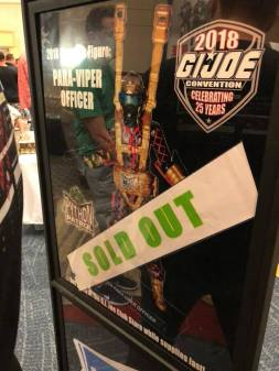 GIJoeCon 2018 Convention Exclusives Sold out - Surveillance Port 01
