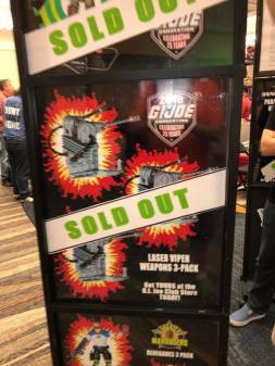 GIJoeCon 2018 Convention Exclusives Sold out - Surveillance Port 04