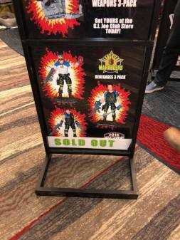 GIJoeCon 2018 Convention Exclusives Sold out - Surveillance Port 05