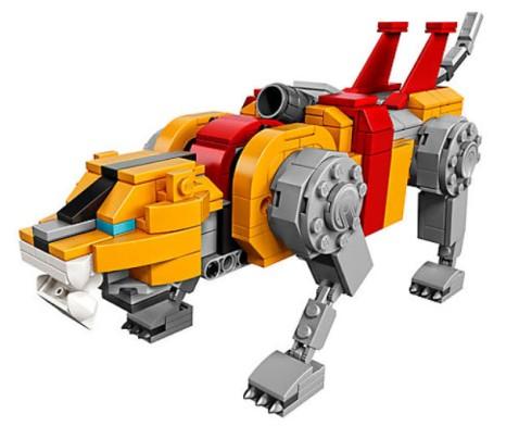 Lego Voltron - Surveillance Port (5)