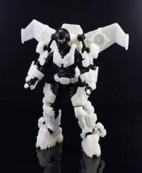 Marauder Task Force Exo Suit Prototype - Surveillance Port 04