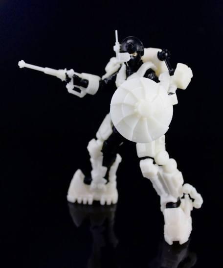 Marauder Task Force Exo Suit Prototype - Surveillance Port 06