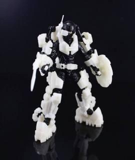 Marauder Task Force Exo Suit Prototype - Surveillance Port 07