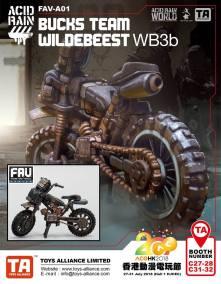 Acid Rain World Bucks Team Wildebeest WB3b - Surveillance Port