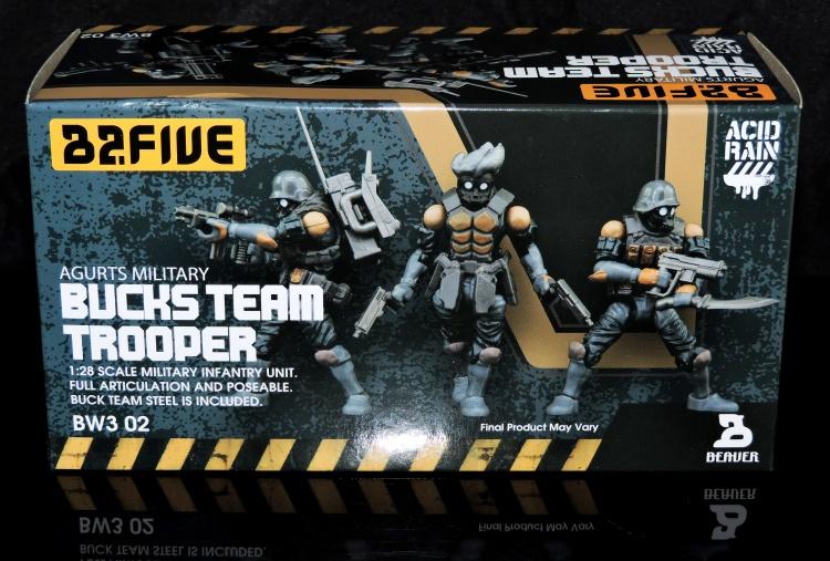 B2.Five Acid Rain World Bucks Team Troopers - Surveillance Port (01)