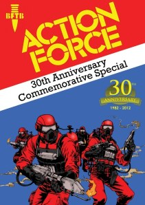 BFTB Action Force 30th Anniversary Special Cover - Surveillance Port