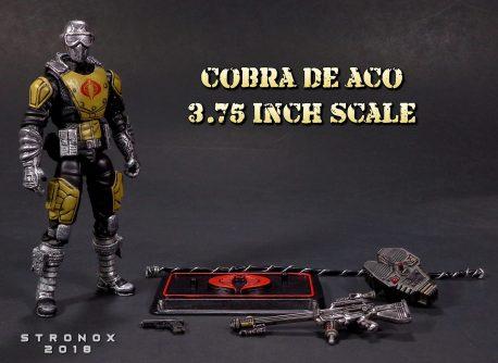 Custom Modern Era Cobra De Aco - Surveillance port (1)