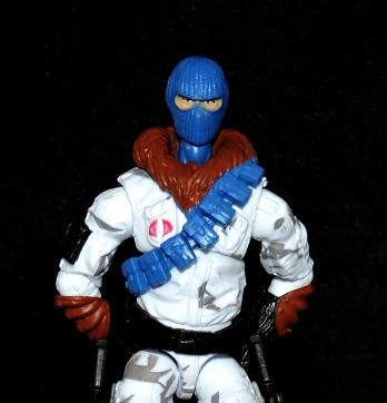 G.I.Joe Collectors Club FSS 7 Cobra Ice Viper Officer - Surveillance Port (10)