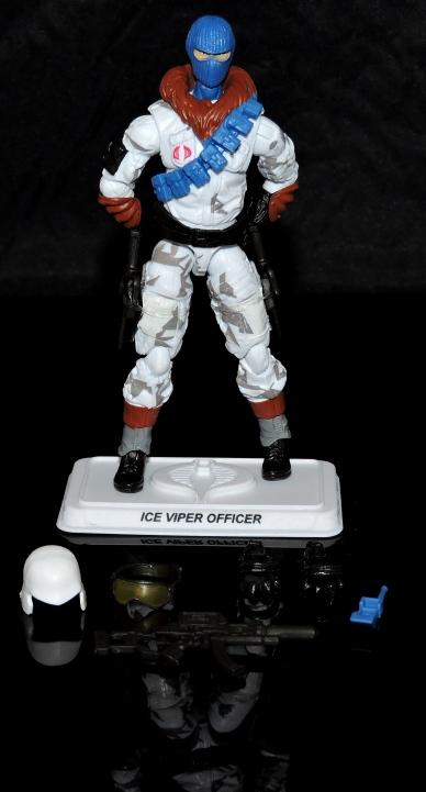 G.I.Joe Collectors Club FSS 7 Cobra Ice Viper Officer - Surveillance Port (11)