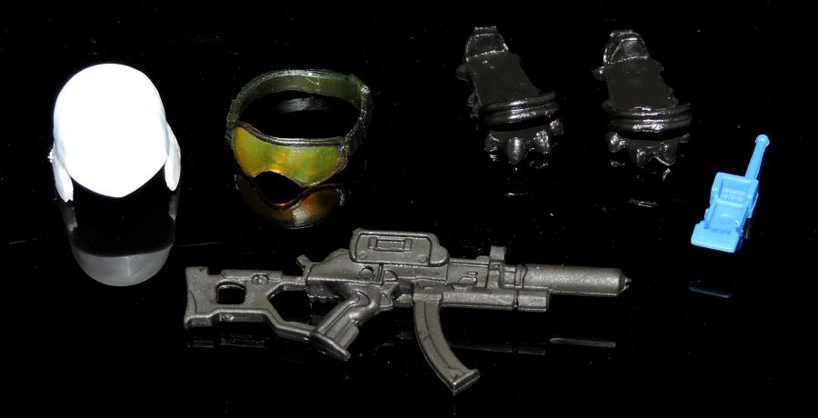 G.I.Joe Collectors Club FSS 7 Cobra Ice Viper Officer - Surveillance Port (13)