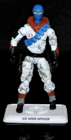 G.I.Joe Collectors Club FSS 7 Cobra Ice Viper Officer - Surveillance Port (14)