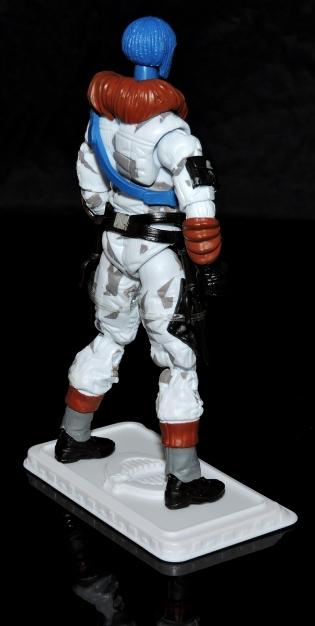 G.I.Joe Collectors Club FSS 7 Cobra Ice Viper Officer - Surveillance Port (19)
