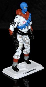 G.I.Joe Collectors Club FSS 7 Cobra Ice Viper Officer - Surveillance Port (21)