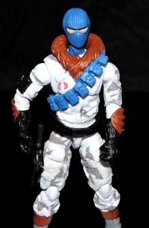 G.I.Joe Collectors Club FSS 7 Cobra Ice Viper Officer - Surveillance Port (22)