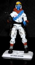 G.I.Joe Collectors Club FSS 7 Cobra Ice Viper Officer - Surveillance Port (27)