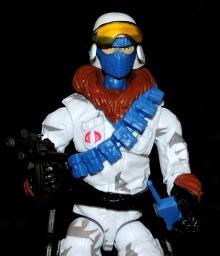 G.I.Joe Collectors Club FSS 7 Cobra Ice Viper Officer - Surveillance Port (28)