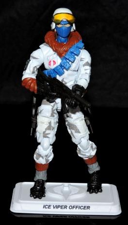 G.I.Joe Collectors Club FSS 7 Cobra Ice Viper Officer - Surveillance Port (30)