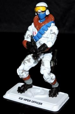 G.I.Joe Collectors Club FSS 7 Cobra Ice Viper Officer - Surveillance Port (32)