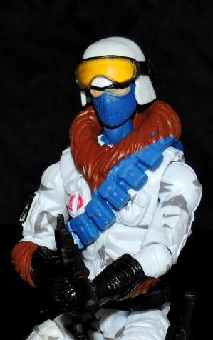 G.I.Joe Collectors Club FSS 7 Cobra Ice Viper Officer - Surveillance Port (33)