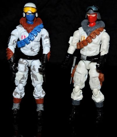 G.I.Joe Collectors Club FSS 7 Cobra Ice Viper Officer - Surveillance Port (35)
