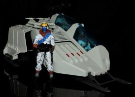 G.I.Joe Collectors Club FSS 7 Cobra Ice Viper Officer - Surveillance Port (38)
