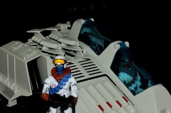 G.I.Joe Collectors Club FSS 7 Cobra Ice Viper Officer - Surveillance Port (39)