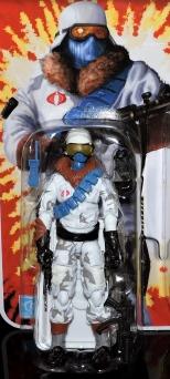 G.I.Joe Collectors Club FSS 7 Cobra Ice Viper Officer - Surveillance Port (7)