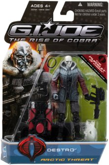 G.I.Joe Rise of Cobra Arctic Threat Destro - Surveillance Port (1)