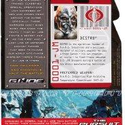G.I.Joe Rise of Cobra Arctic Threat Destro - Surveillance Port (2)