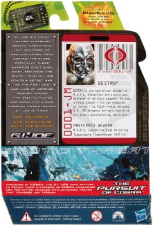 G.I.Joe Rise of Cobra Arctic Threat Destro - Surveillance Port (2)