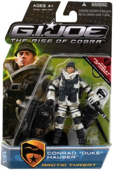 G.I.Joe Rise of Cobra Arctic Threat Duke - Surveillance Port (1)