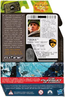 G.I.Joe Rise of Cobra Arctic Threat Duke - Surveillance Port (2)