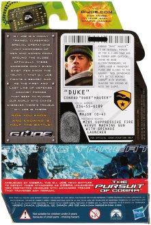 G.I.Joe Rise of Cobra Arctic Threat Duke - Surveillance Port (2)