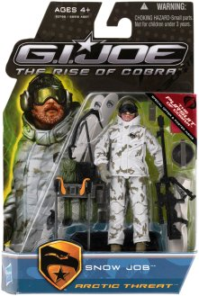 G.I.Joe Rise of Cobra Arctic Threat Snow Job - Surveillance Port (1)