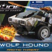G.I.Joe Rise of Cobra Arctic Threat Wolf Hound - Surveillance Port (1)