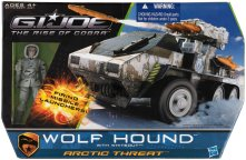 G.I.Joe Rise of Cobra Arctic Threat Wolf Hound - Surveillance Port (1)